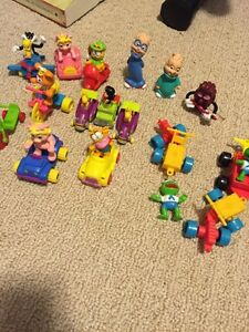 1990 McDonald's lot of 26, loose pieces.  Edmonton Edmonton Area image 2