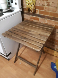 IKEA FOLDABLE TABLE - EXCELLENT CONDITION