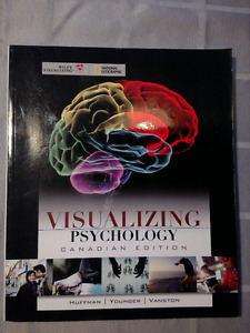Visualizing Psychology Canadian Edition Textbook