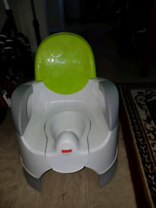 Never used Fisher Price chair potty