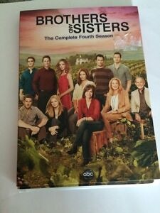 Brothers and Sisters- Season 4 DVD's- $10