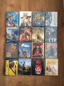 Blu Ray Steelbook Collection For Sale Part 2