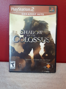 Shadow of the Colossus for PlayStation 2