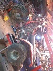 ATC  250 1985 BIG RED