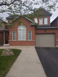 HOUSE FOR RENT CLOSE TO GORE ROAD AND COTTRELLE BRAMPTON