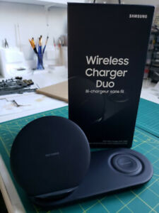 Chargeur Duo Samsung Induction