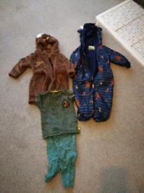 Child's gruffalo clothing size 12-18
