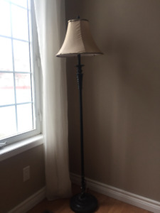 Floor Lamp - with lamp shade