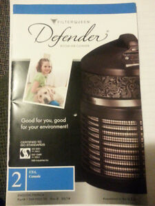 2 Filter Queen Defender(s) Air Purifiers