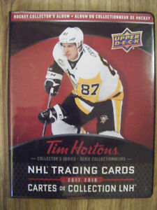 Collectible Hockey Card Binder for sale