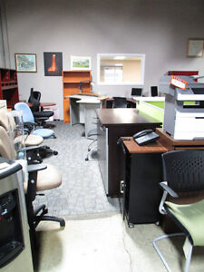 Office Furniture and Equipment New and Used Open to the Public