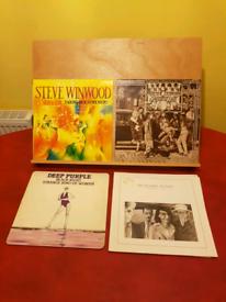4 x Classic Vintage Vinyl Album / LP's