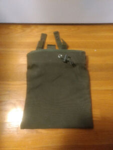 MOLLE Dump Pouch-Olive Green