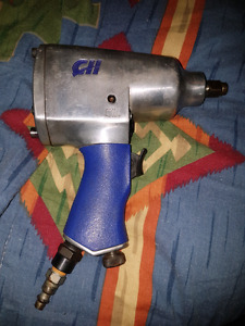 Campbell Hausfeld 1/2 inch air impact wrench