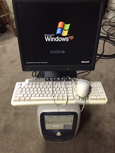 Working computer with xp
