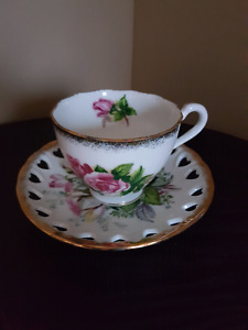 Vintage Ford China Teacup