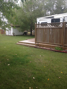 Lake Lot & Luxury 5th wheel Colesdale Park South Last Mountain L Regina Regina Area image 6