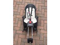 Child bike seat - Hamax Siesta