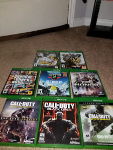 I am looking to trade for PS4 games