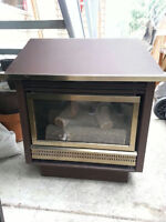 Gas fireplace free