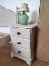 Bedside drawers tables chests