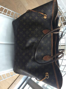Louis Vuitton Vintage GM Neverfull AVAILABLE if AD is Up