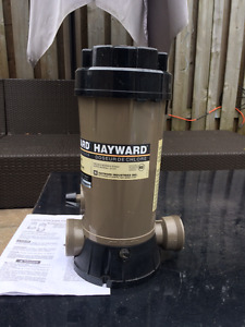 Distributeur Automatique Hayward Automatic In-line Chlorinator