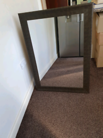 Large Wall Hanging Mirror