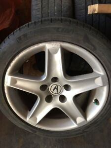 Mags acura TL 2004 17''