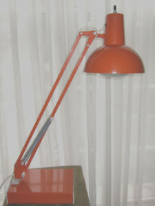 Mid Century Modern Luxo Articulated Lamp Marc Jacobsen