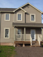 ** Beautiful Semi 3 Bedrooms   Family Room Moncton North End **