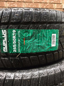 BRAND NEW WINTER TIRES 255/50/R19 INCLUDES INSTALLATION