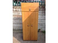 Good condition wardrobe only £45 good bargain call now