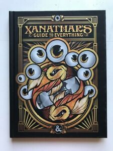 D&D Xanathar's Guide To Everything (Limited Edition)