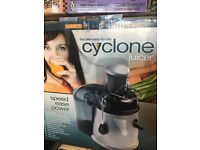 Easy health cyclone juicer brand