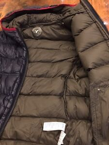 American Eagle men's down jacket size S new condition Kitchener / Waterloo Kitchener Area image 4