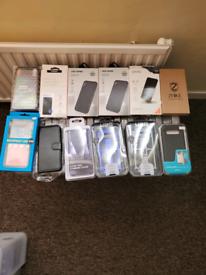 Samsung Galaxy s10+ cases.