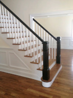 PROFESSIONAL CARPENTERS INSTALLATION OF DOORS,CASINGS,BASEBOARDS