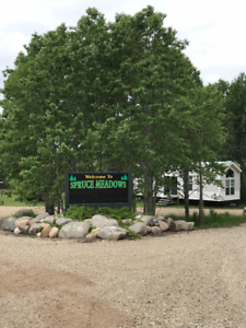 Spruce Meadow - Clear Lake's Newest Park Model Park