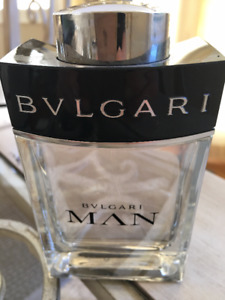 NEW BVLGARI Man EDT 100 ml BVL Eau de Toilette Unboxed