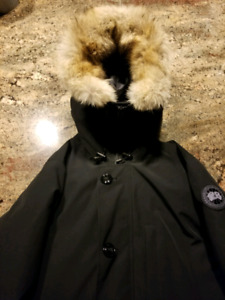 Mens Canada Goose Chateau Black Label L