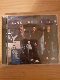 Blue Guilty CD Album