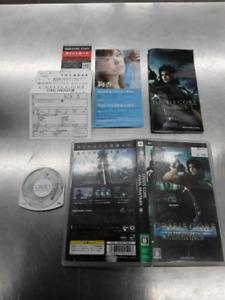 PsP Crisis Core Final Fantasy VII JAP