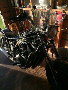 Honda Shadow 1986 1100cc Parts/project bike *bad CDI