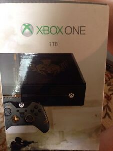 Xbox One 1TB + 2 controllers + Headset Stratford Kitchener Area image 9