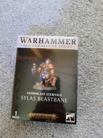 Sylas Beastbane Warhammer age of sigmar.