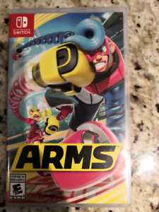 Arms for Nintendoswitch