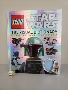 LEGO STAR WARS 5004195 - The Visual Dictionary Updated Expanded