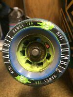 Landyachtz 78A mini zombie hawgs longboard slide wheels,