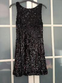 New look sequin dress